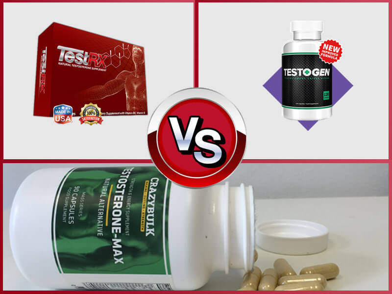 Which is the Best Testosterone Booster Brand? Comparison Chart