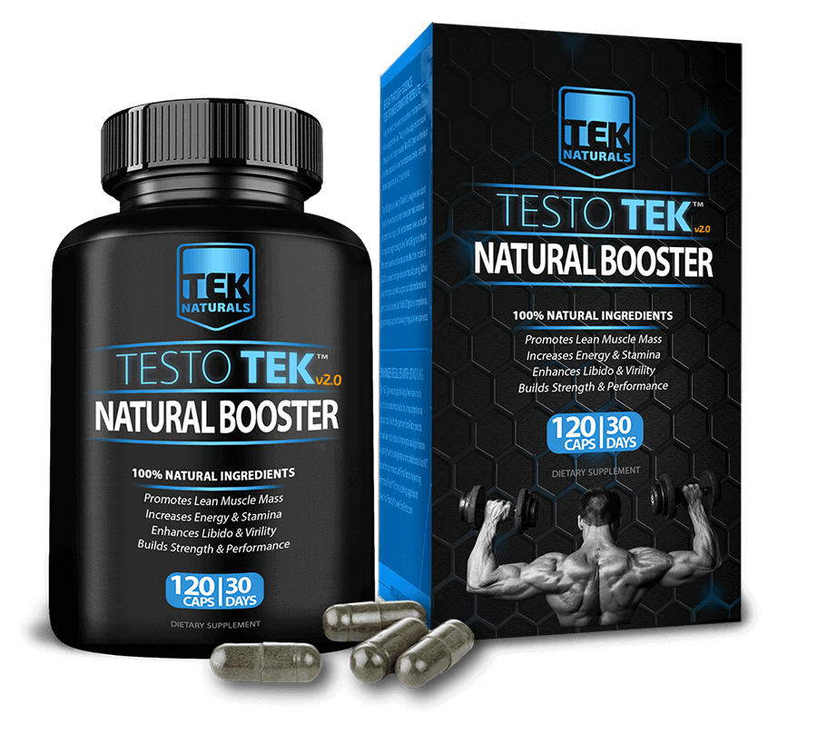 Testotek Reviews: Benefits Side Effects & Where To Buy Guide!